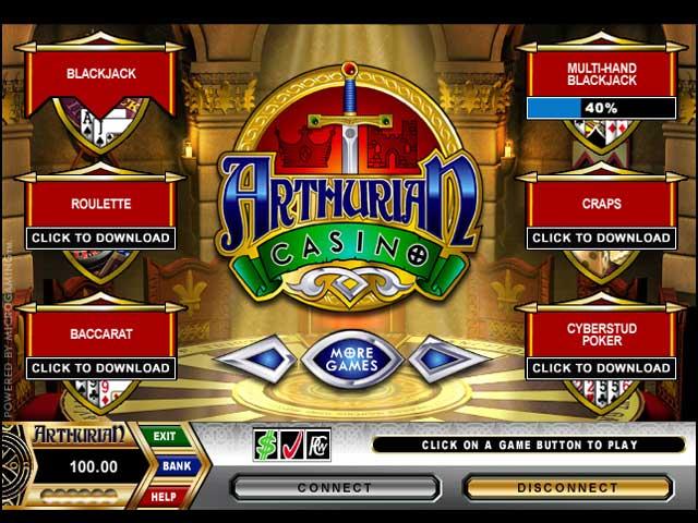 Arthurian Casino