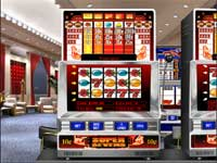 Super Sevens is a fun slot machine with 5 lines and 5 reels - coin size from $0.1 and up to $0.50