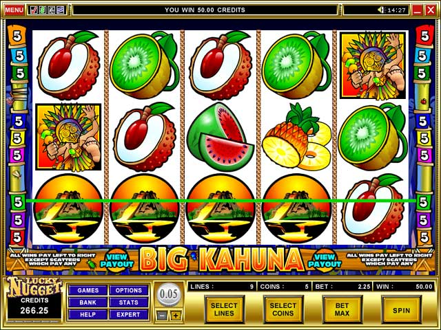 Lucky 8 Line slot - anmeldelse og gratis online spil