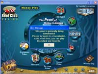 You can download more casino games from the Casino Lobby