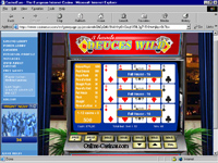 3 Hand Deuces Wild Video Poker at Casino Euro