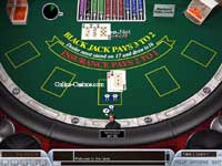 Multiplayer Blackjack - A faithful virtual recreation of the casino classic