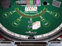 Caribbean Stud Poker - Win big with the right hands in stud poker
