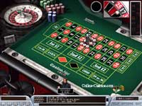 Roulette: A winning bet on 17 pays back $144