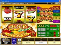 Gold Cost Slot Machine