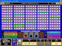 Joker Video Poker - 4 of a kind