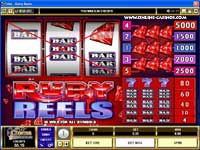 Ruby Reels Classic Slot Machine