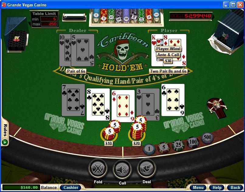 Casino holdem poker station casinos poker jackpot