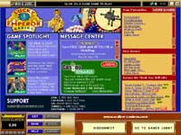 Lucky Emperor Casino Lobby - Pick Your Favorite Casino Game !