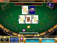 Let it Ride Poker: A royal flush at Let it Ride awards the progressive jackpot!