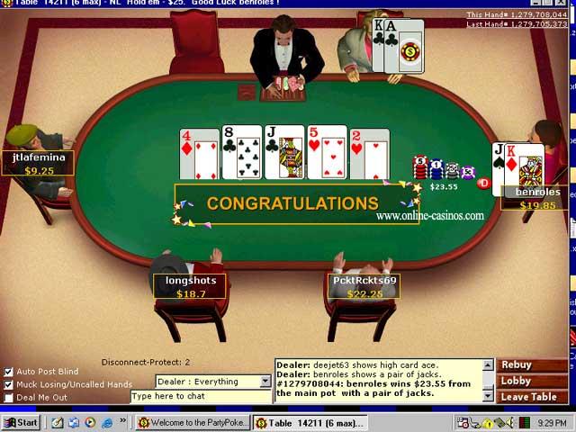 Party Poker.De