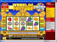 wheel of fortune slot online - bonus wheel activated