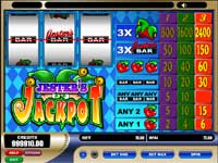 Tryk her for at spille gratis Jesters Jackpot Slots