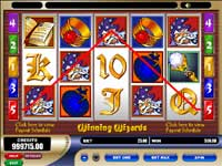 Tryk her for at spille gratis Winning Wizards Slot